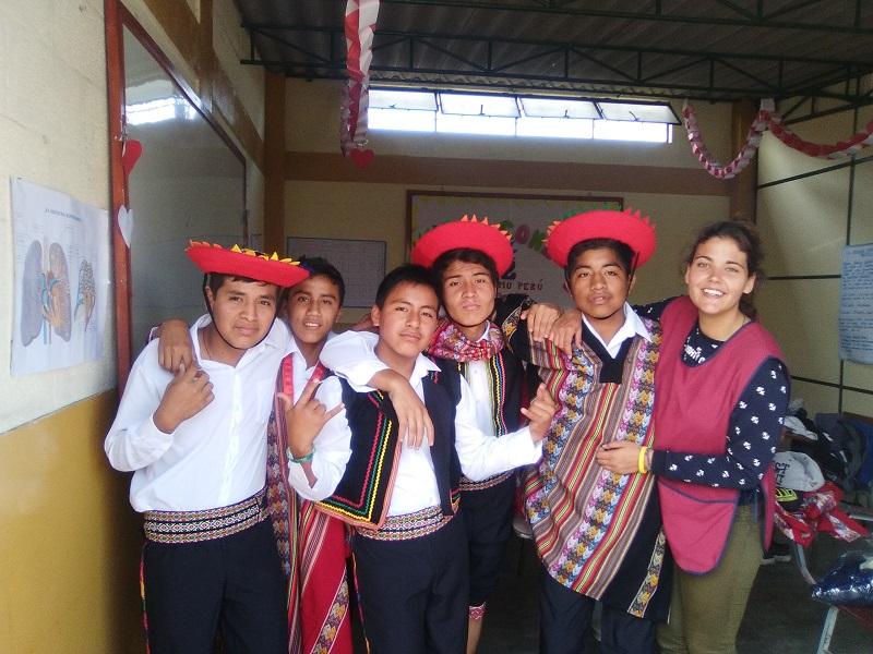 Esther y Cristina nos escriben desde Trujillo (3)