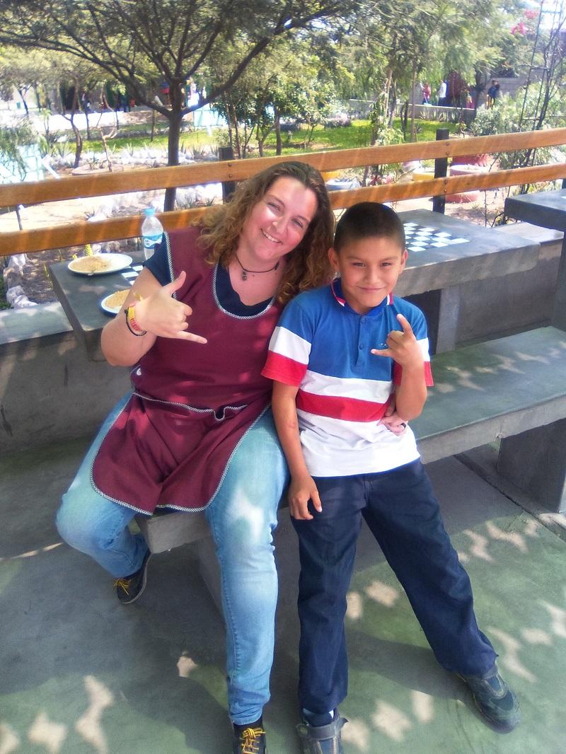 Esther y Cristina nos escriben desde Trujillo (7)