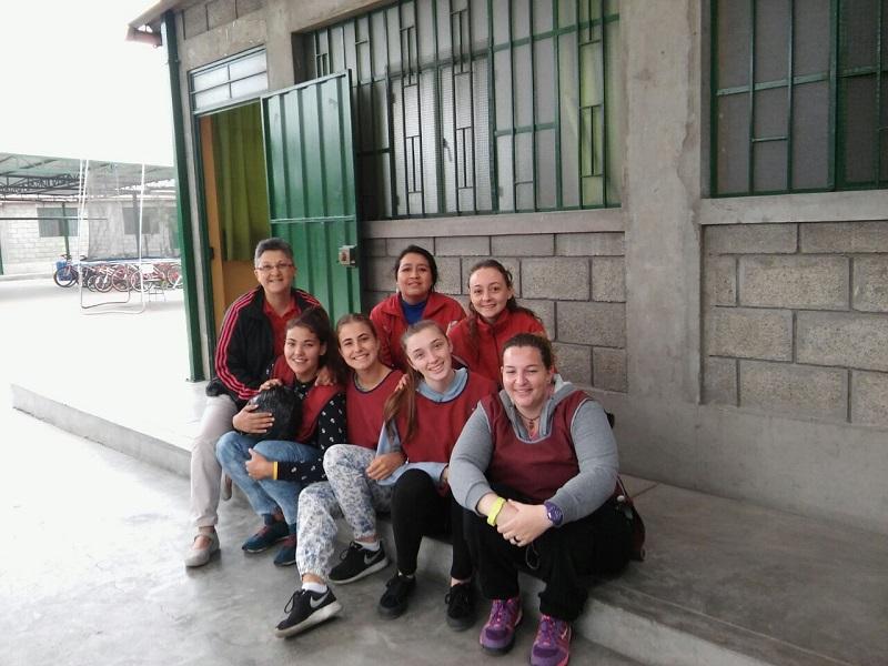 Esther y Cristina nos escriben desde Trujillo (15)