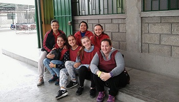 Esther y Cristina nos escriben desde Trujillo (15) destacada