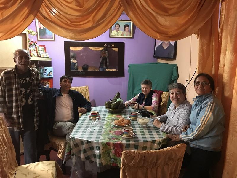 Visita del equipo de Misol a los proyectos en Perú (1)