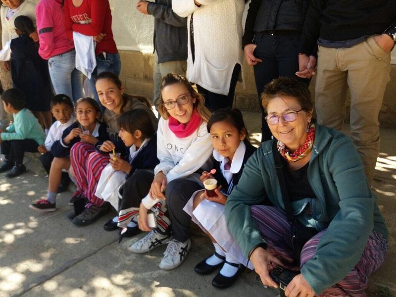 Los voluntarios de MISOL concluyen con éxito su periodo de colaboración en los proyectos de Perú y Bolivia (4)