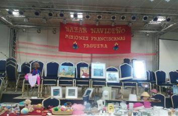 El bazar de Navidad de Peguera dona parte de su recaudacion a Misol (1)