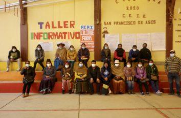 Seguimos colaborando con Liliane Fonds en el Centro San Francisco de Asís de El Alto(Bolivia)