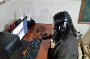 """Impulsando la digitalización en la Residencia """"Madre de Misericordia"""" de Sucre (Bolivia)"""