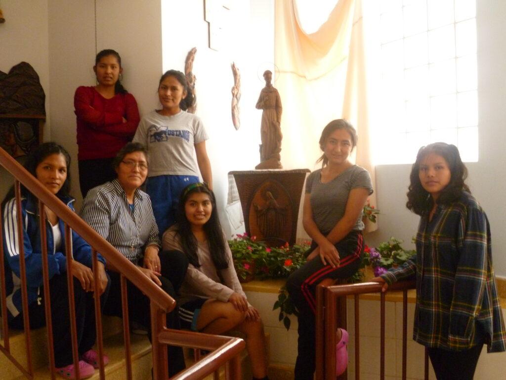 "Residencia Universitaria ""Madre de Misericordia"" (Bolivia) Empoderando a las mujeres"