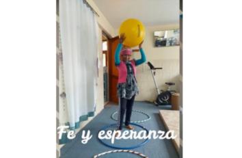 Proyecto de apoyo en fisioterapia a personas con discapacidad en El Alto (Bolivia)